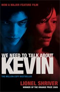 We Need to Talk about Kevin - film tie-in jacket