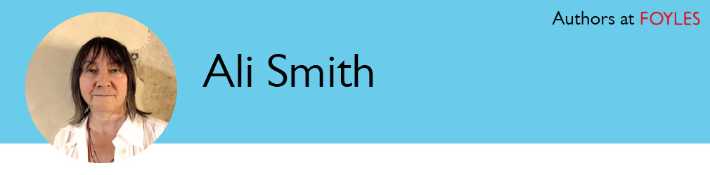 Ali Smith Author Page