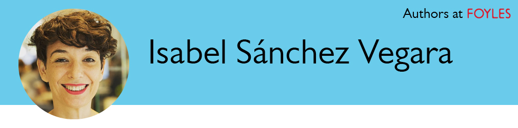 Isabel Sanchez Vegara Author Page