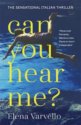 Can You Hear Me? book jacket
