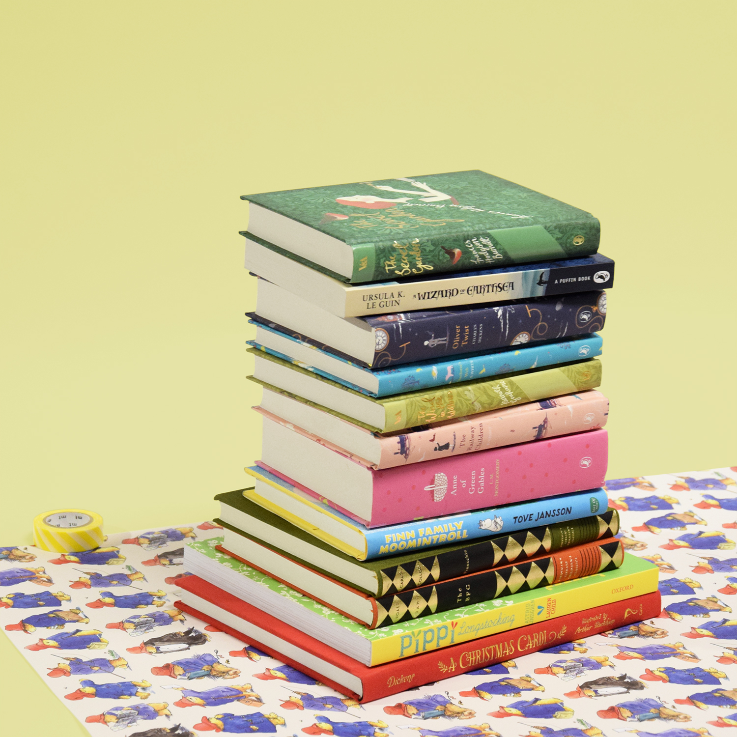 Children's Classics AYOB Stack