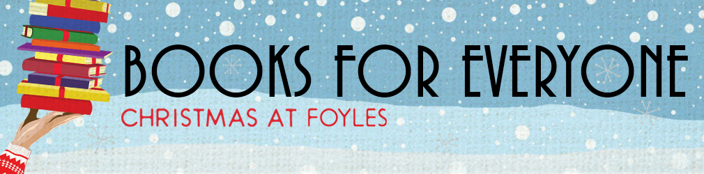 Books For Everyone, Christmas at Foyles