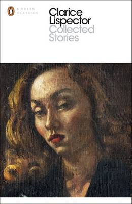 Collected Stories of Clarice Lispector book jacket