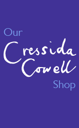 Our Cressida Cowell Shop