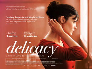 Delicacy film poster