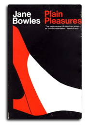 Cover art for Plain Pleasures