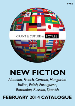 Link to New Fiction Catalogue pdf