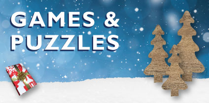 Christmas Games and Puzzles