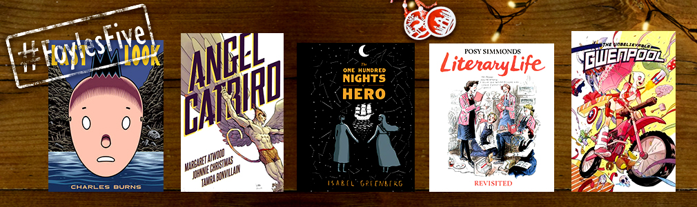 Graphic Novel Gifts