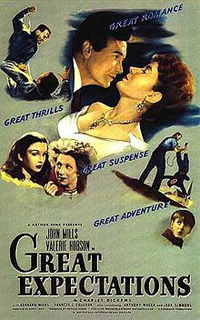 Great Expectations original film poster