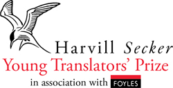 Image for Harvill Secker Young Translators' Prize logo