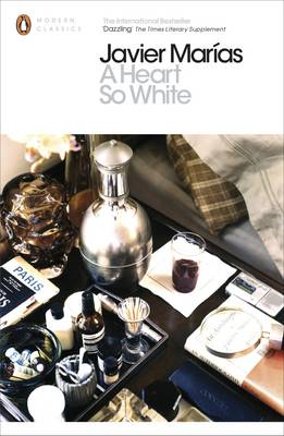 Cover of A Heart so White