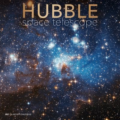Hubble Space Telescope Calendar 2021