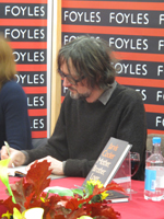 Jarvis Cocker signing at Foyles