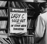Lady C - Sold Out Again
