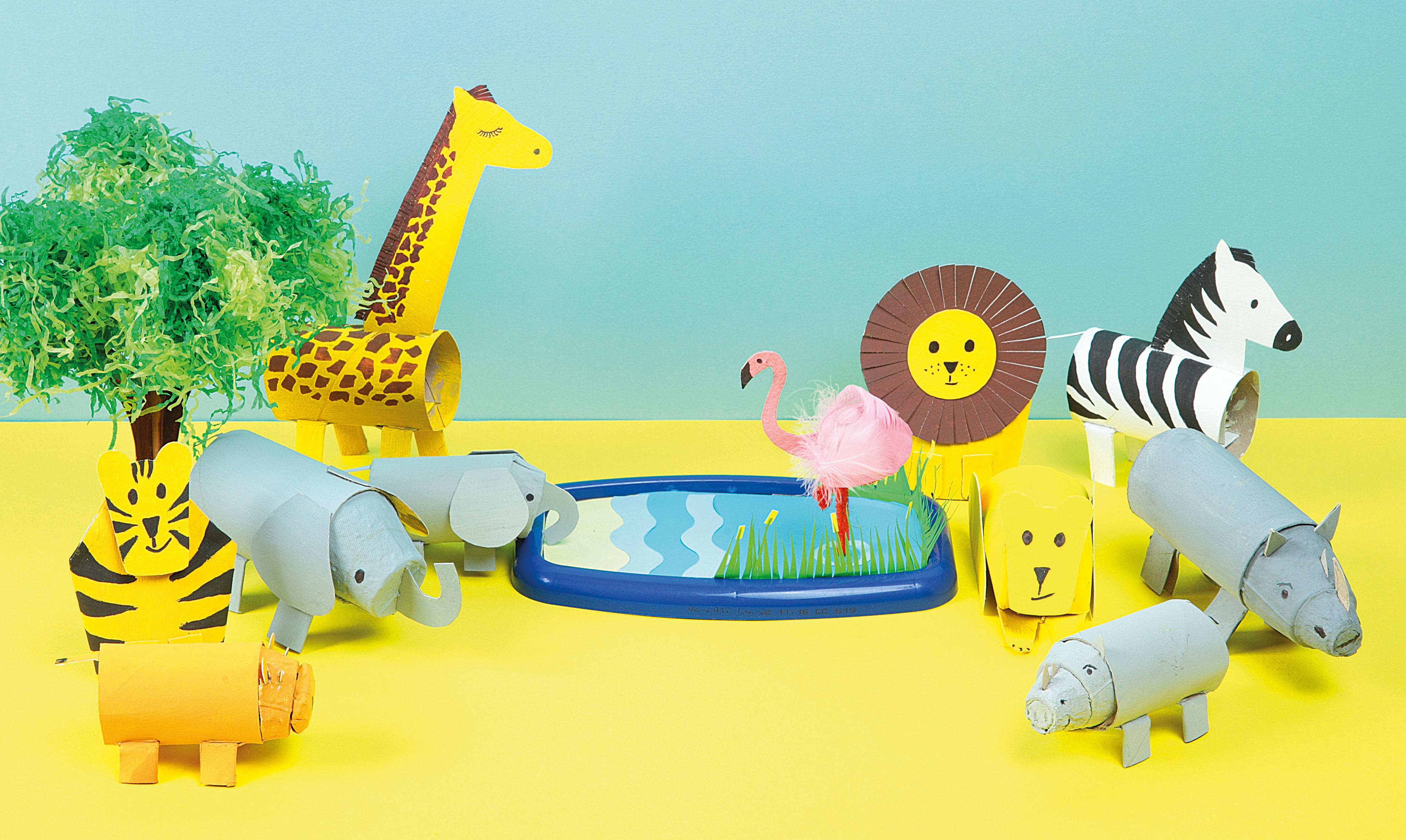 Blog - How to make your own zoo