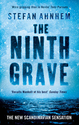 Cover of The Ninth Grave