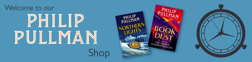 Philip Pullman Page Banner