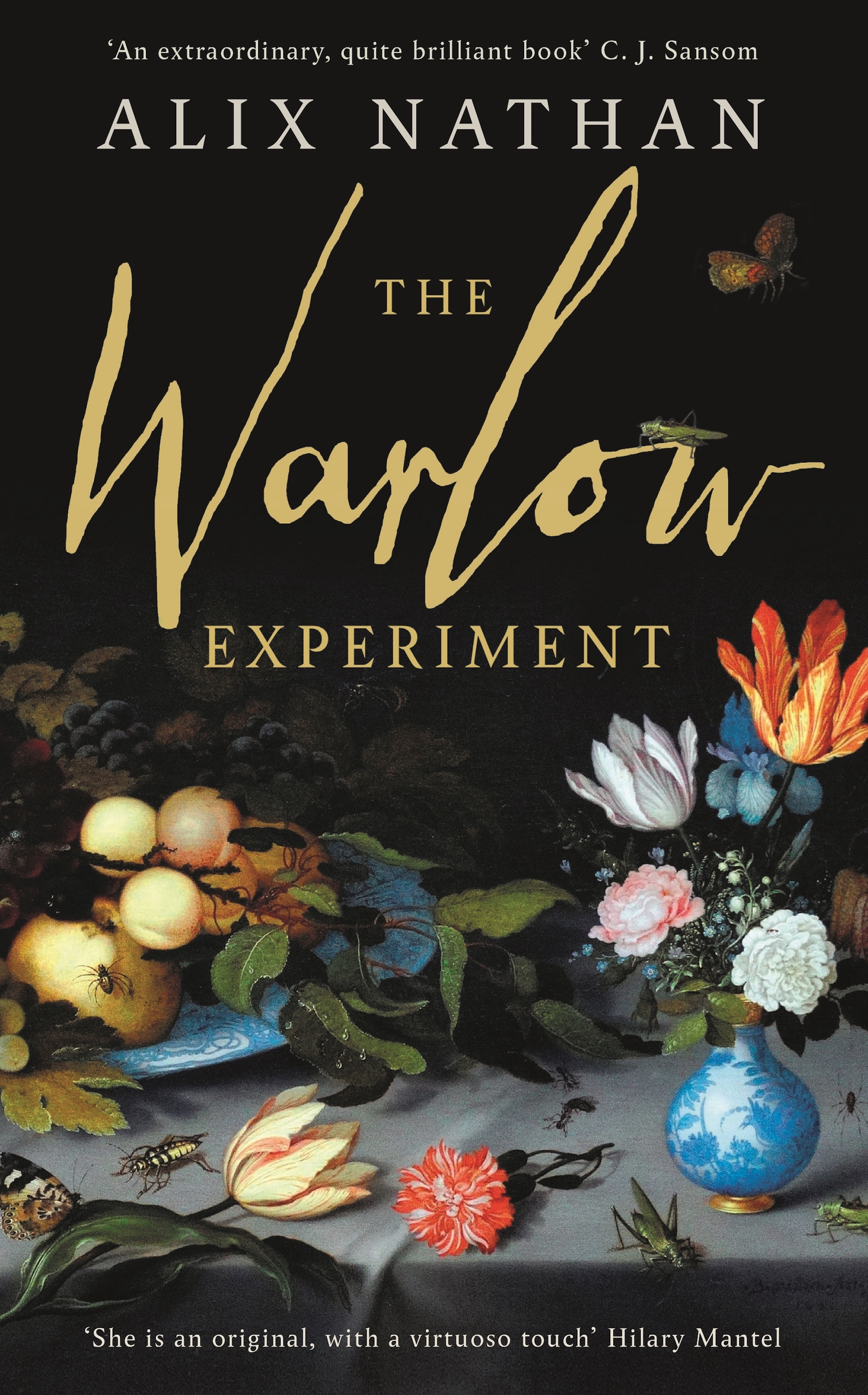 The Warlow Experiment by Alex Nathan