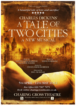 A Tale of Two Cities: A New Musical