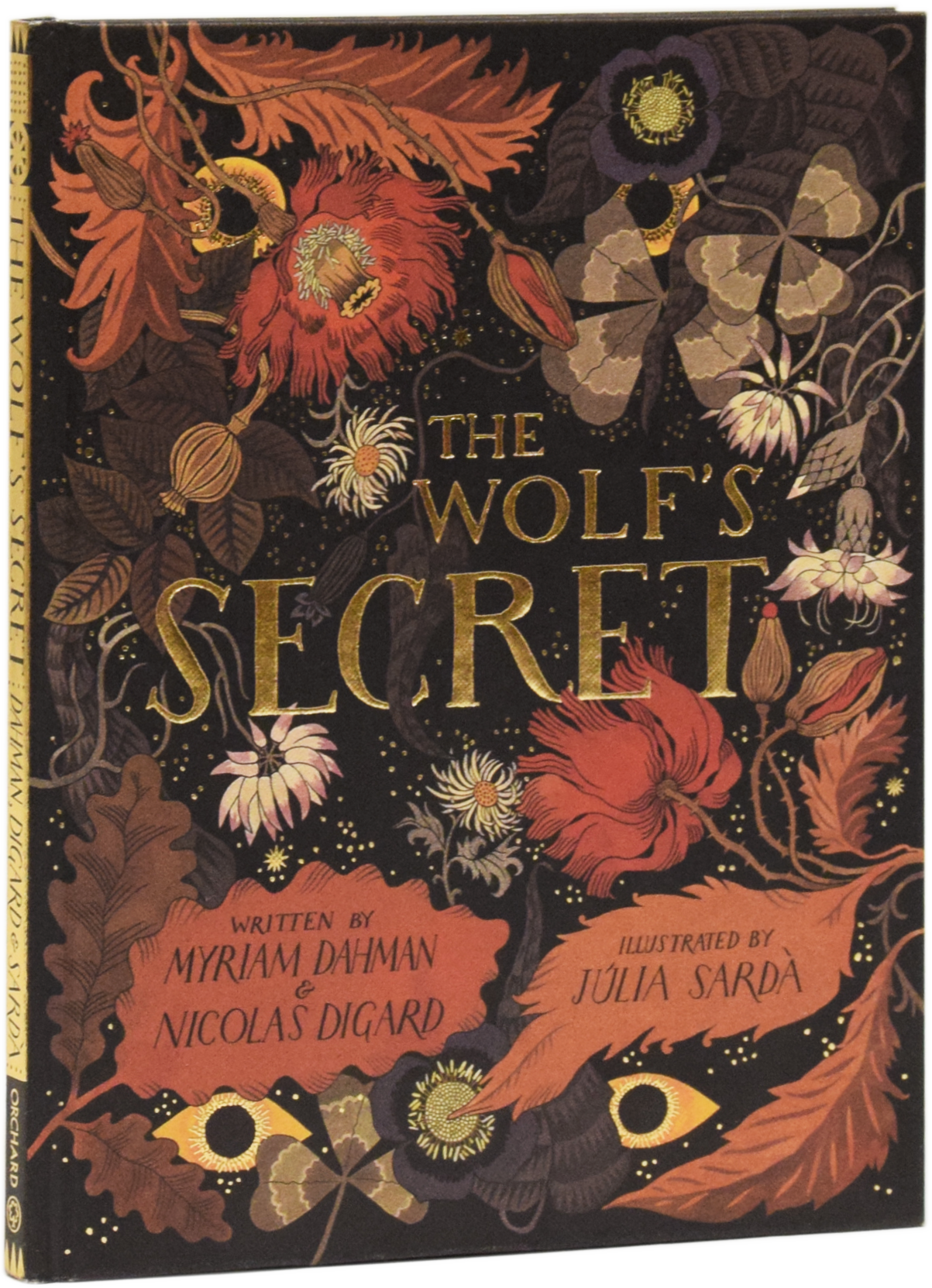 The Wolf's Secret by Nicolas Digard, Myriam Dahman, Julia Sarda Portabella