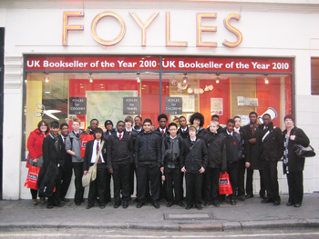 The pupils of Woolwich Polytechnic School