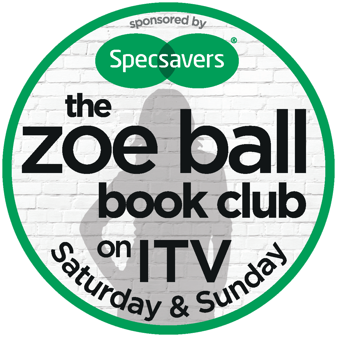 Zoe Ball ITV Book Club