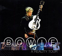 David Bowie: Reality tour