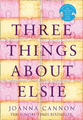 Cover of Three Things About Elsie