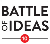 Battle of Ideas at Foyles: Droning on? Life in the Internet of Things