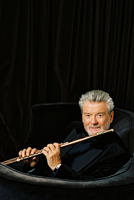 Sir James Galway in conversation with James Jolly, in association with Gramophone magazine