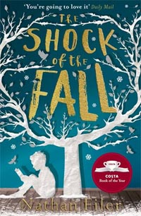 Foyles Book Club: The Shock of the Fall by Nathan Filer