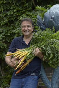 EXCLUSIVE LONDON EVENT: Raymond Blanc in conversation - Kew on a Plate