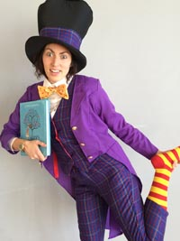 World Book Day Celebration: Alice's Adventures in Wonderland