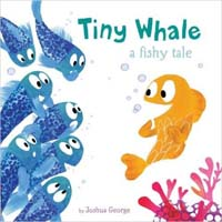 Puy Pinillos' Tiny Whale: Children's Storytelling