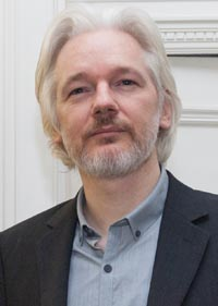 The Wikileaks Files with Julian Assange, John Pilger and Richard Gizbert