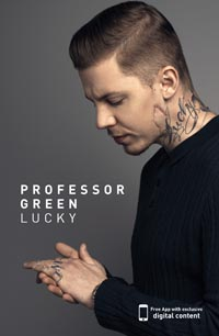 LONDON EXCLUSIVE PRE-PUBLICATION SIGNING: Professor Green - Lucky