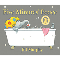Five Minutes' Peace Afternoon Tea