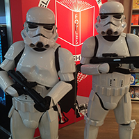 May The 4th Be With You: Star Wars Day the Foyles Way