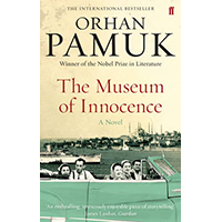 Foyles Book Club: The Museum of Innocence by Orhan Pamuk