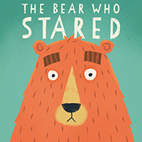 The Bear Who Stared: Create Your Own Bear Mask