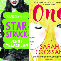 Jenny McLachlan and Sarah Crossan Panel in Conversation with Anna James
