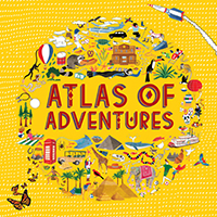 Discover the World Around You: Atlas of Adventures