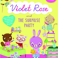 Violet Rose Design Your Own Party