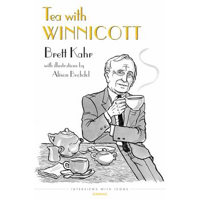 Tea With Winnicott: Brett Kahr and Alison Bechdel in conversation with Susie Orbach