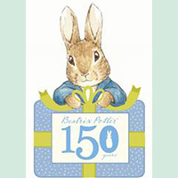 Beatrix Potter Birthday Cake and Card Design