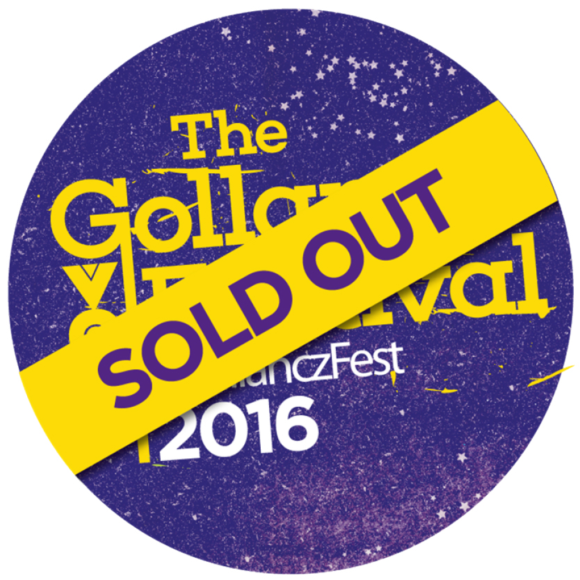 Gollanczfest - Saturday Afternoon Ticket