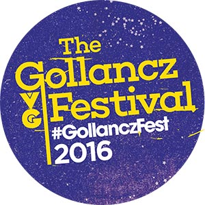 Gollancz Festival Party – Saturday Evening ticket