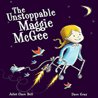 Creative Writing and Illustration Workshop with the creators of Maggie McGee in conjunction with The Big Read