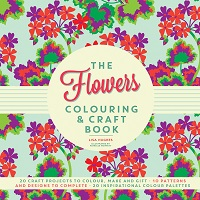 Chelmsford Opening Festival: Adult Craft Day with Carlton Books - Floral Paper Crafts